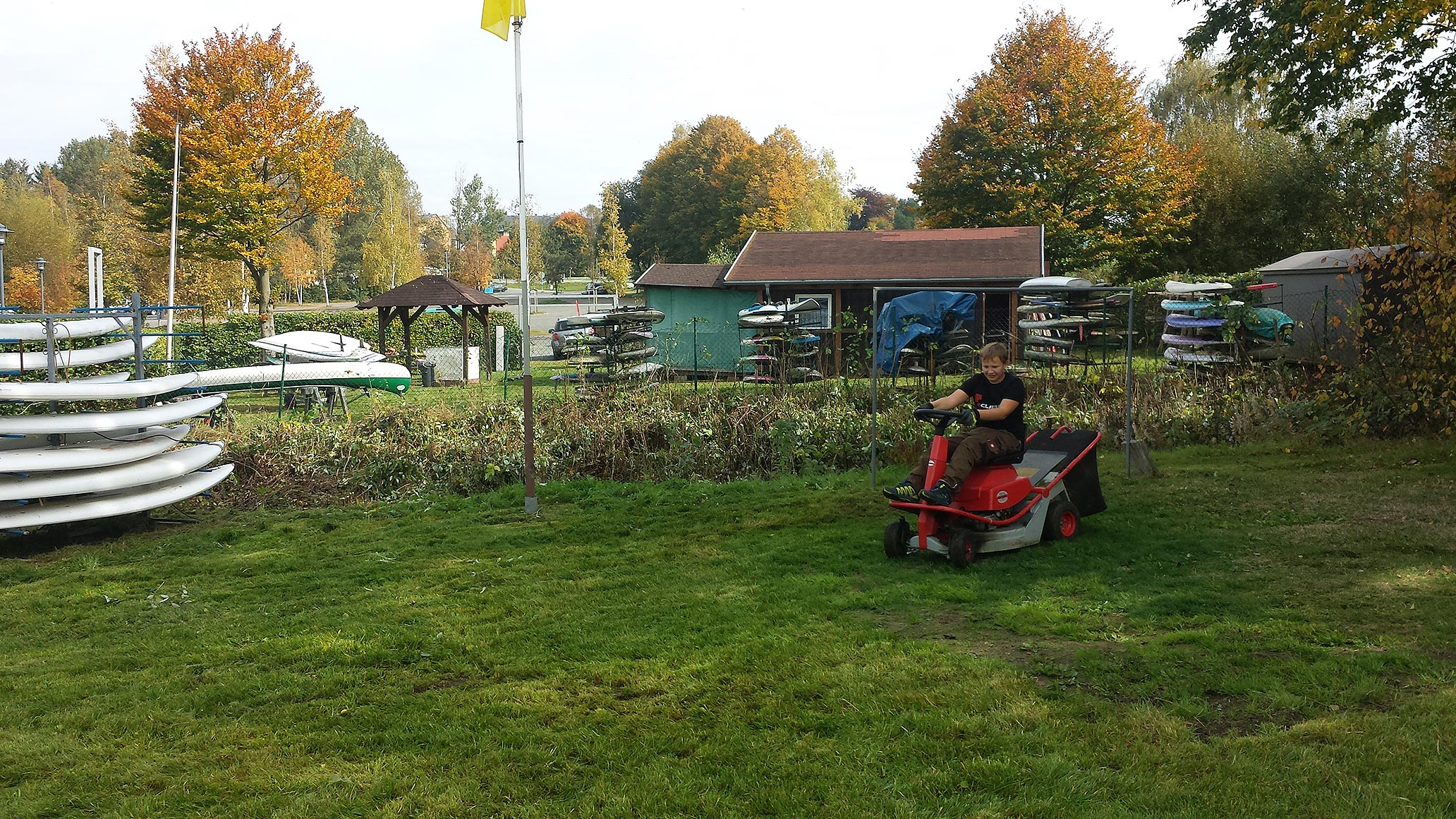 Arbeitsdienst Herbst 2017
